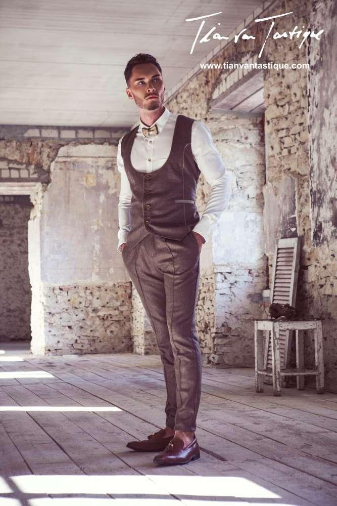 Anzugweste und Hose Hugo